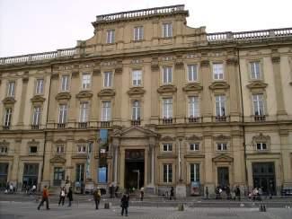Modern Art Museum Lyon France